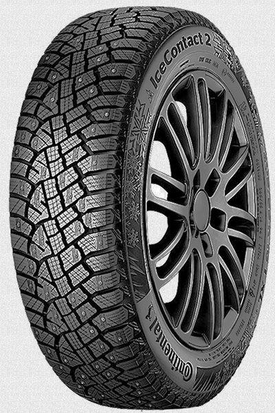 «имн¤¤ шина Continental IceContact 2 SUV 235/75 R16 112T - фото 8