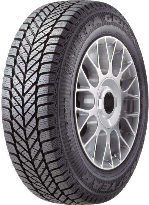 Зимние шины Goodyear UltraGrip Ice