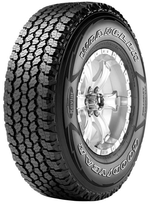 Летние шины Goodyear Wrangler A/T Adventure