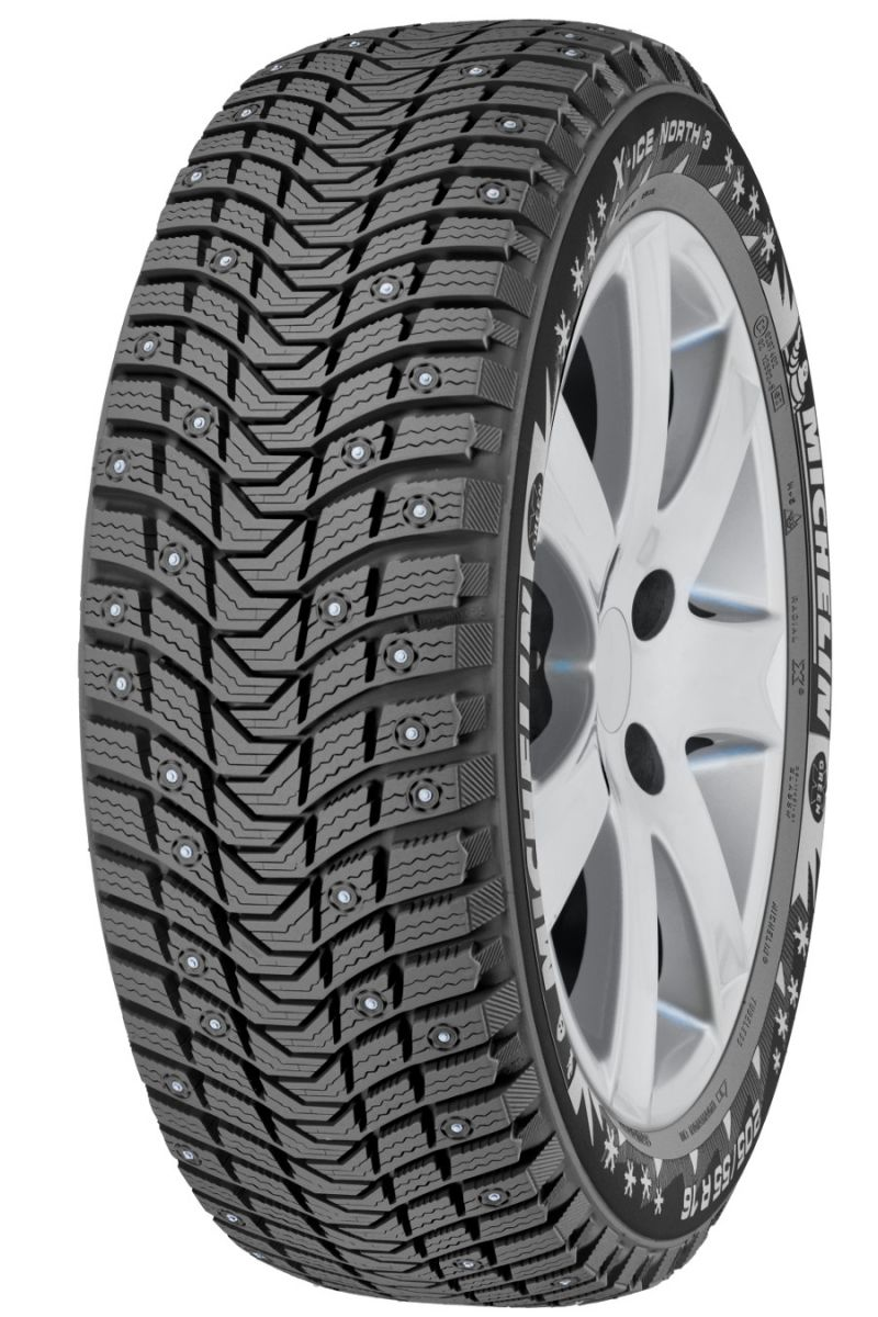 Шина Michelin X-Ice North 3