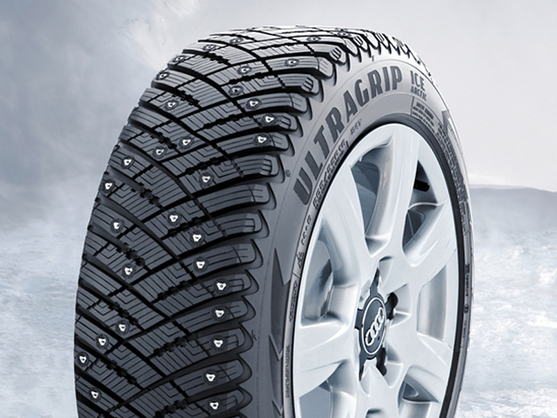 Шины Goodyear UltraGrip Ice Arctic